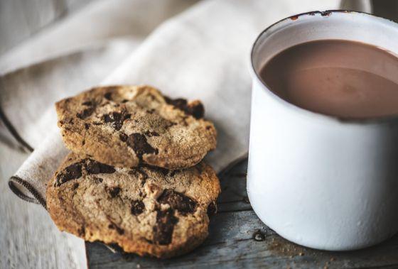 עוגיות שוקולד צ'יפס ואגוזים לפסח