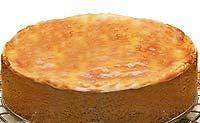 עוגת גבינה ותפוחי עץ