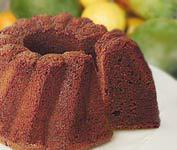עוגת גוגלהוף שוקולד