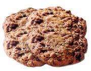 עוגיות ניטוף שוקולד