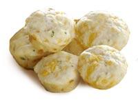 מאפינס גבינת צ'דאר