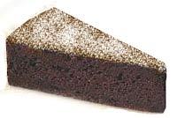 עוגת שוקולדית מהירה