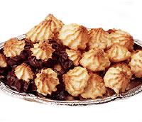 עוגיות קוקוס רכות