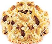 פסטה תאנים, אגוזים ורוקפור