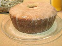 עוגת ספוג דבש