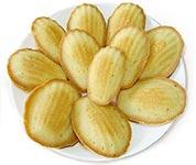 Madeleines עוגיות צרפתיות