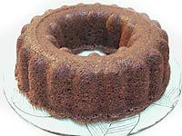 עוגת קקאו במיקרוגל