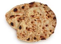 לחם Naan הודי