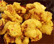 פקורה - טגני ירקות הודים
