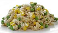 תבשיל אורז וירקות
