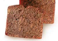 עוגת שוקולד ותירוש